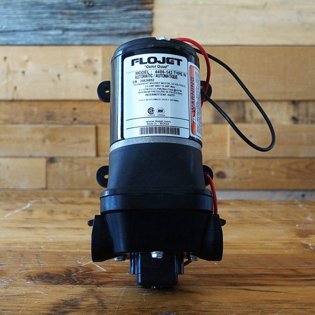 Pompe à eau - Flojet Quad